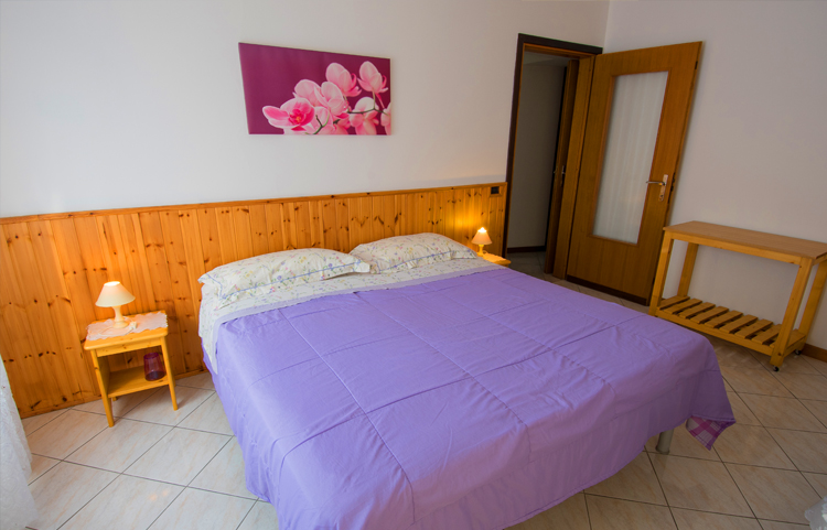 Quadruple bedroom